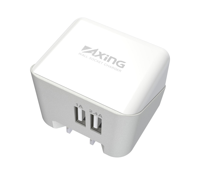 MFI Travel Charger TIA28LW (2A above)